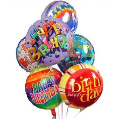 Ivy Lane Flowers & Gifts - Sunshine Coast University Hospital - Medium Helium Balloons