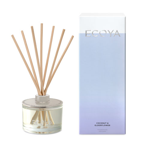 DIFFUSER – COCONUT & ELDERFLOWER