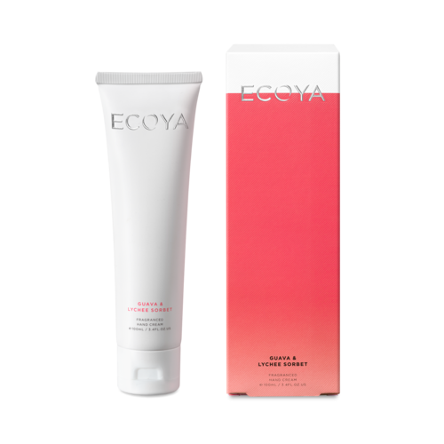 Ecoya Hand Cream - Guava And Lychee