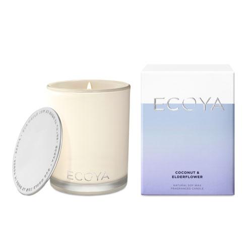 Ecoya Candle - Coconut and Elderflower - Madison